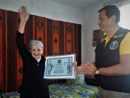 Найгнучкіша бабуся України: 93-річна львів'янка вразила всіх (фото)