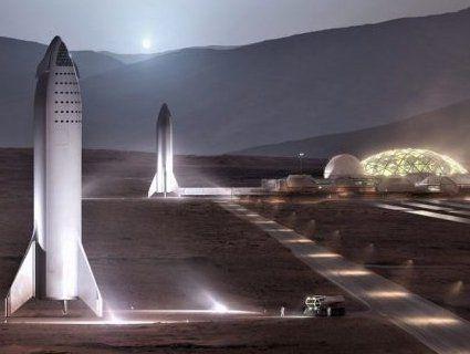 «Прикинули» ціну подорожі на Марс