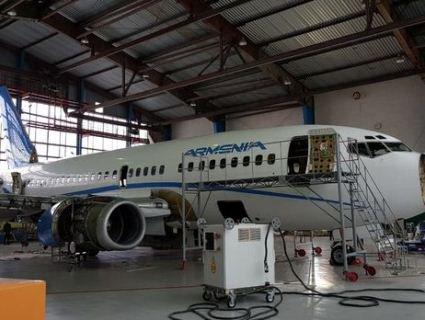 Авіатехніку марки Boeing ремонтуватимуть у Києві