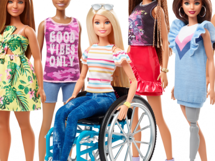 Ляльку Барбі посадять на інвалідний візок (фото)