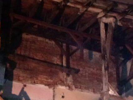У Львові обвалився будинок (фото)