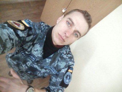 Полонений моряк Терещенко виголив тризуб і шокує російських тюремників