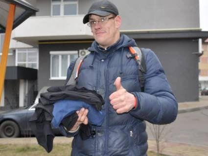 У Луцьку допомагають спортсмену-інваліду з дитинства (фото, відео)