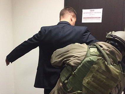 У Миколаївській міськраді проводять обшуки