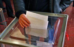 Закордонні дільниці готують до виборів президента