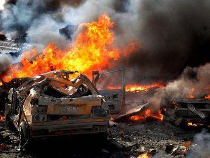 У Сирії подвійний теракт: десятки постраждалих (відео)