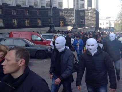 СБУ затримали учасника «Білої балаклави», який готував державний переворот