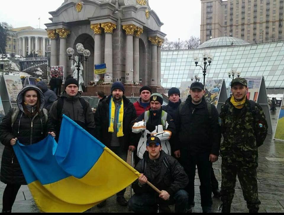 «Дорога вся була залита кров'ю», - волинянин про Ніч Апокаліпсису на Майдані