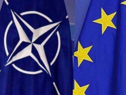 Офіційно опублікували Закон про закріплення у Конституції курсу на ЄС та НАТО