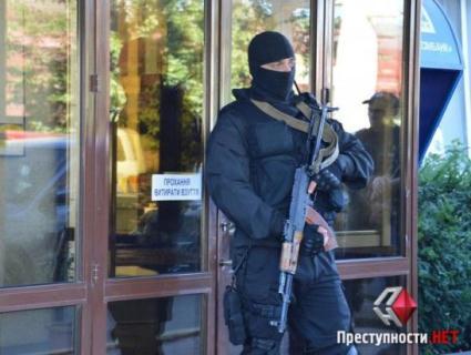 У школах та на підприємствах Миколаєва проводять обшук