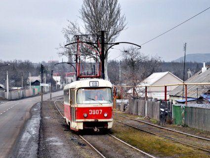 У Харкові на відео потрапило епічне зіткнення трамваїв
