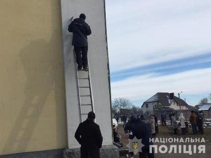 На Волині священик УПЦ МП стріляв  по односельцях – поліція (оновлено) (фото)