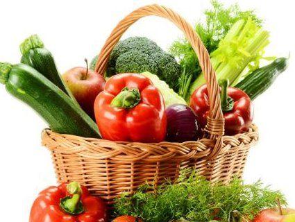 Скільки овочів і фруктів треба вживати щодня