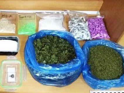 У Рівному вилучили наркотиків на понад три мільйони гривень (фото)