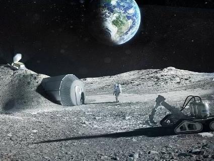 Україна візьме участь в дослідженні Місяця – NASA