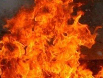 19 пожеж за добу: на Волині горіли житлові будинки, магазин і трава