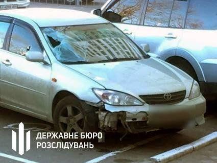Під Києвом п'яний поліцейській за кермом вбив людину