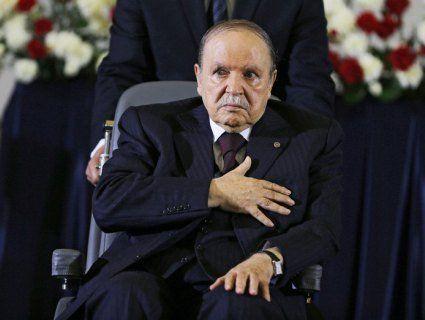 «Довічний» правитель: 82-річний президент Алжиру пішов на п'ятий термін