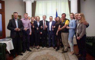 Віктор Ющенко потрапив до національної Книги рекордів