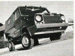 Шедевр автопрому з Луцька здивував іноземних журналістів (фото)