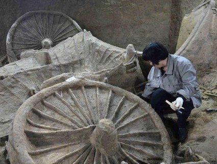 Китайські археологи відкопали «еліксир безсмертя»