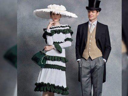 Чоловікам та жінкам на скачках дозволили мінятися одягом