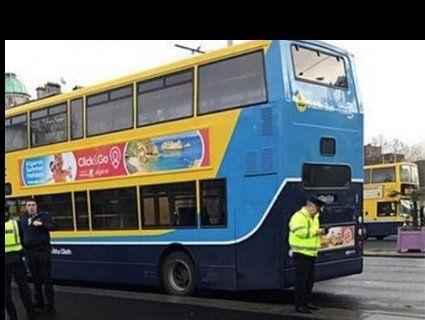 Пасажирка зупинила некерований автобус і спасла водія