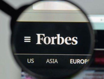 Семеро українців – у рейтингу Forbes