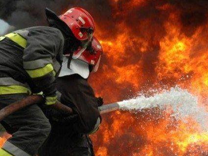 На Львівщині згоріло 500 тонн насіння