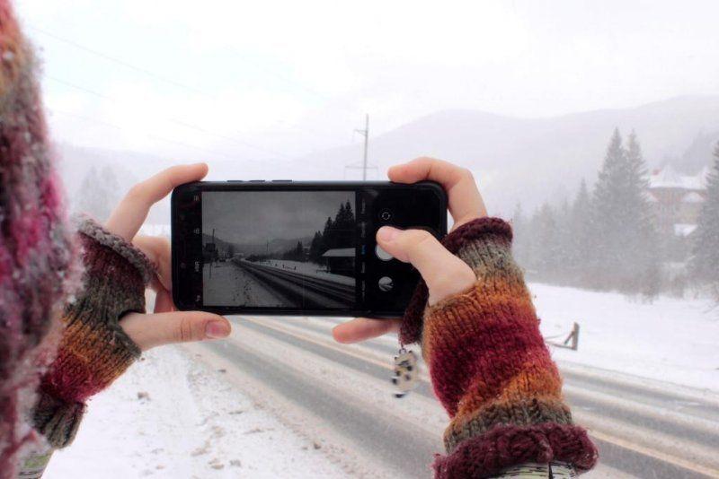 Зимі навздогін: показали красу засніжених Карпат (фото)