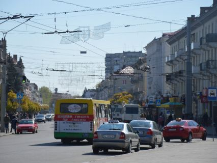 На вихідних у Луцьку перекриють центр міста
