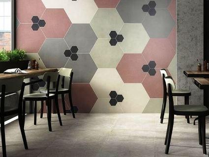 Ceramics in the interior: керамічна плитка в інтер'єрі