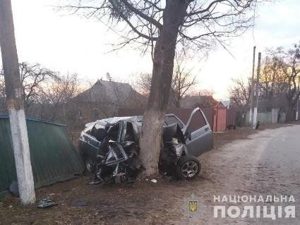 На Київщині у ДТП загинули четверо молодих людей та одна  неповнолітня