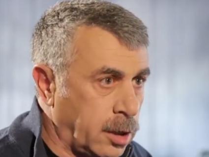 Педіатр Комаровський вибухнув через  статус російської мови в Україні (відео)
