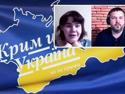 Українець змусив росіянку вибачитися за «Крим — наш»