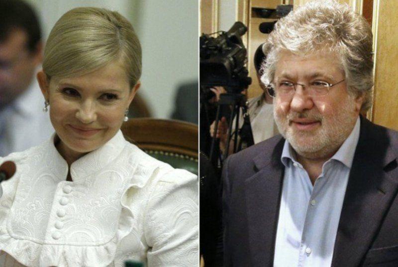 «Цілує його у дьосна»: у Раді прослухали запис розмови Тимошенко з Коломойським