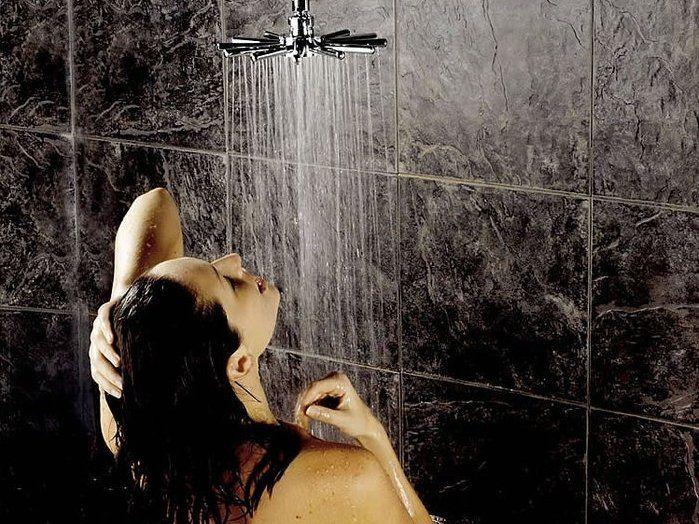 Як правильно приймати душ