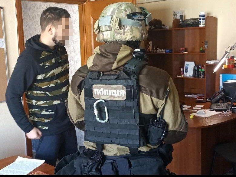 Поліція ліквідувала в Києві банду екстрасенсів (фото, відео)