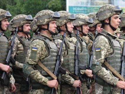 «Політтехнологічне лайно»: бійці 51-ї бригади  розповіли, що думають про інцидент з банером