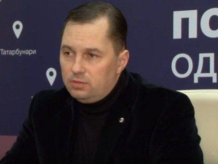 Головний коп Одещини насмішив українців «азірівкою» (відео)