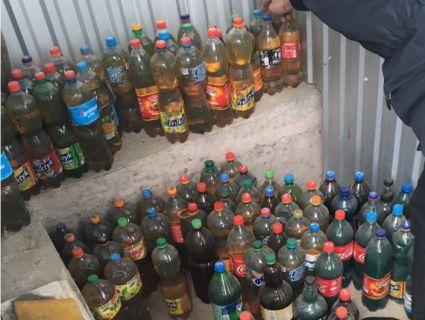 На Камінь-Каширщині викрили підпільну заправку (фото)