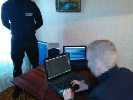 СБУ вполювала хакерів, найнятих Росією для зриву виборів (фото)