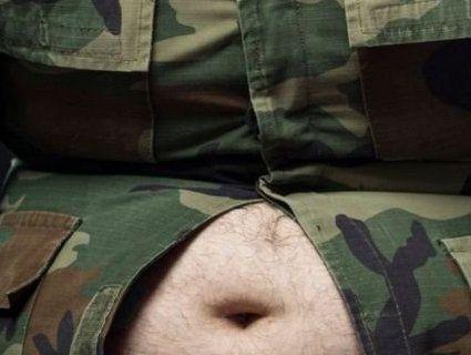 В армій – проблеми з ожирінням