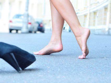 У Запоріжжі вулицями розгулювала гола пампушечка (відео 18+)