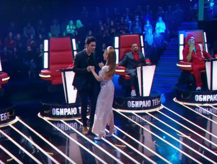 Романтика між суддями «Голосу»: Балан запросив до танцю «королеву» Кароль