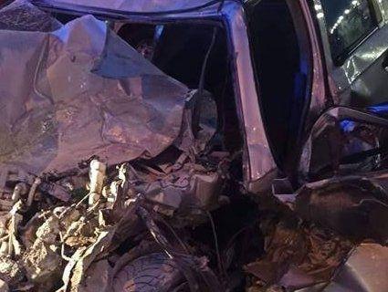 «Шумахер» на дорозі: три автомобілі та маршрутка зіткнулися у Києві (фото, відео)