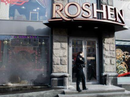 Нацполіція: за підпалами магазинів Roshen у Києві стоять сепаратисти (фото)