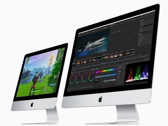 Apple показала новий iMac