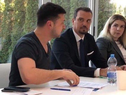 Зеленський зустрівся з представниками бізнесу України (відео)