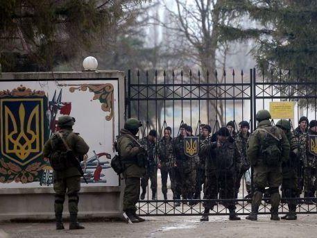 Якими силами Росія захопила Крим